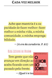 imagem 27 :  FRASES: O MELHOR DO CORTELLA