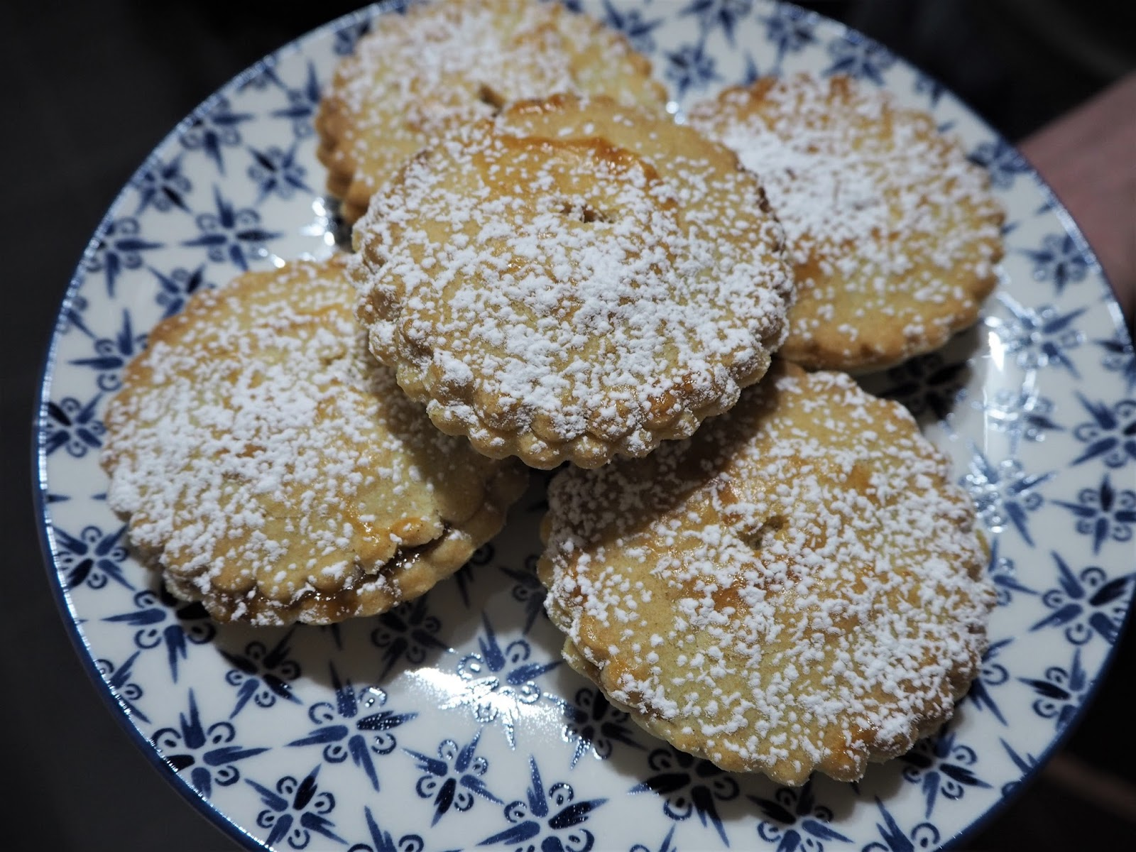 Christmas baking_mince pies