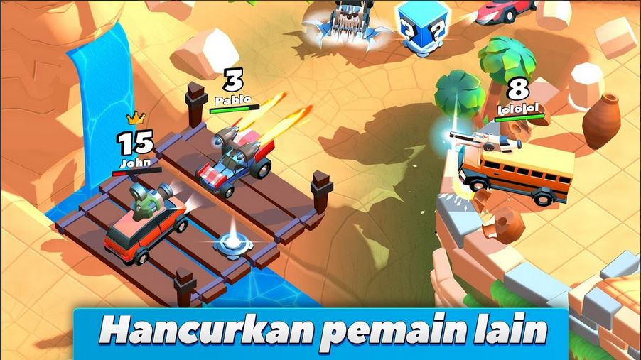 download  Crash of Cars Mod Apk [Unlimied Money/Gems/Coins] Terbaru 2020 2
