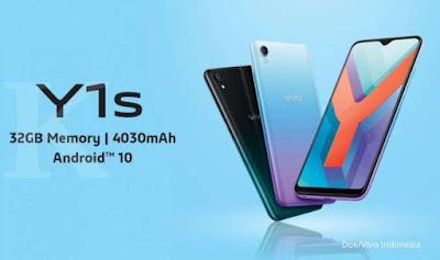 Review dan Spesifikasi Vivo Y1s