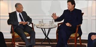 PM's meeting with Mahathir Mohammad
