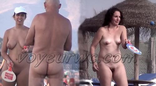 Nude Euro Beaches 17 (Hidden Cam Nude Beach)