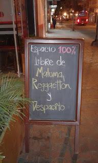 espacio 100% libre de Maluma, Reggaeton y Despacito