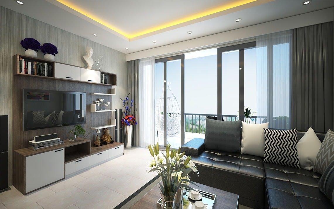 Thiết kế căn hộ Imperial Plaza