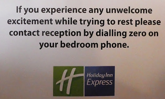 Holiday Inn Express-ion