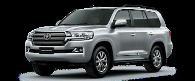 Giá xe Toyota Land Cruiser 2018 ảnh 2
