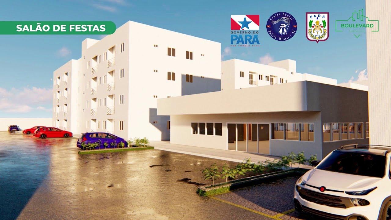 Fundo Social da PM do Pará compra imóveis em condomínio em Santarém