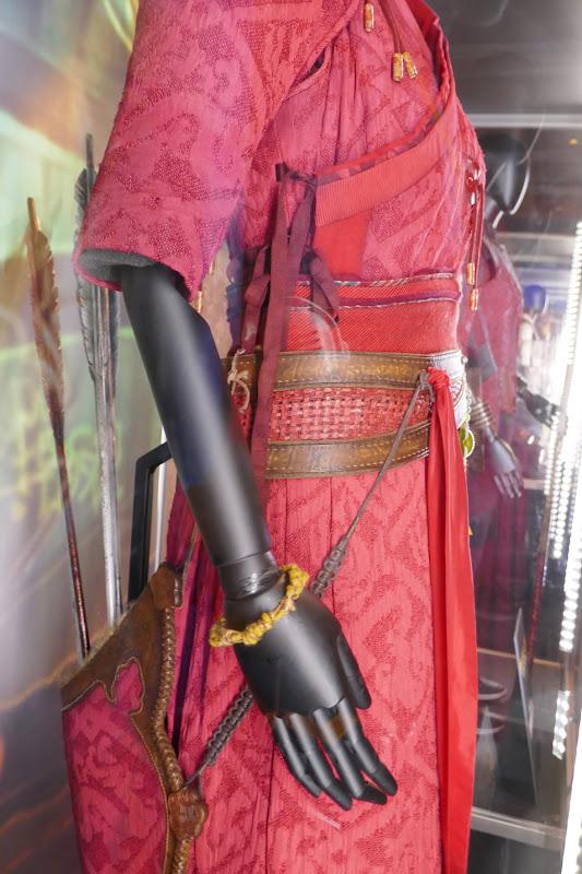 Shang-Chi Legend Ten Rings Katy costume detail