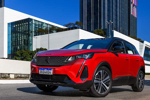 Novo Peugeot 3008 2022