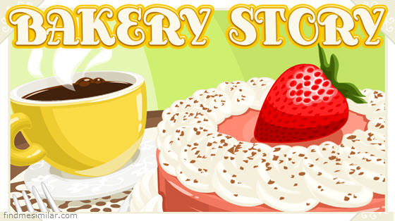 Bakery Story Game poster