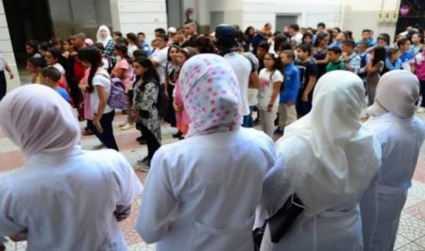وزارة التربية تفصل بشأن عمليات للتوظيف في الولايات