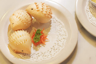 Landak Pao Goreng menu Jojo's House Wisata Kuliner Cianjur
