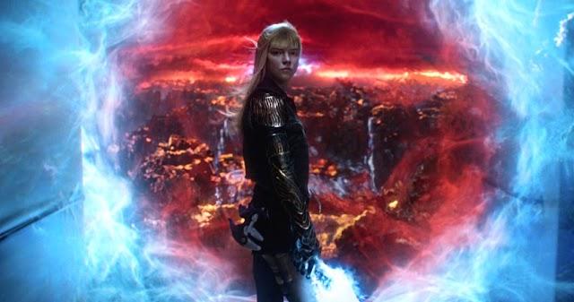 The New Mutants Karakter Tanıtımları : Magik