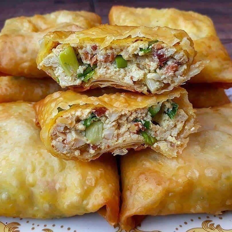 #Martabak #tahu #kornet #snack