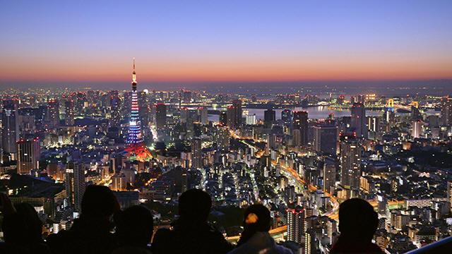 طوكيو – عاصمة اليابان