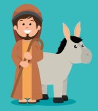 cerita rakyat keledai