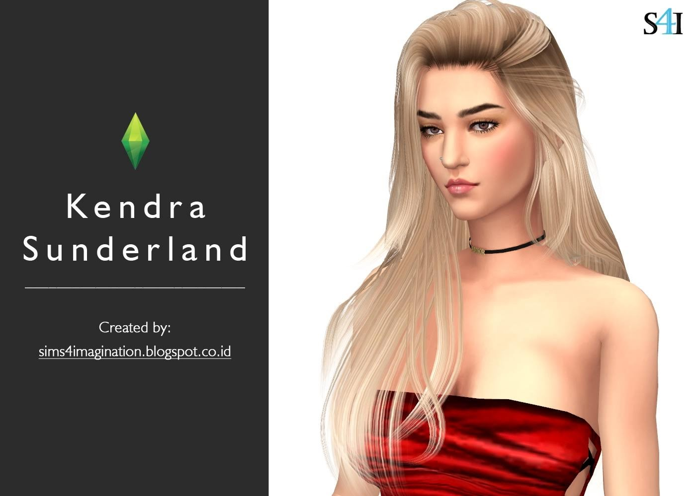 Actors Porn Born 1995 my sims 4 cas: kendra sunderland - imagination sims 4 cas