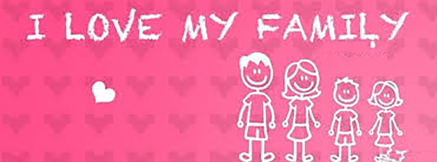 Gud Morning Wallpaper With Cute Baby Facebook Timeline Cover Love I Love My Family Covers Heat