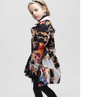 Latest Winter Dresses for Kids 2015