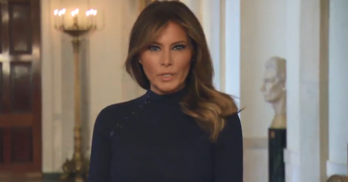 "Melania Trump Breaks Silence With Odd Statmement: ""I am disappointed with unwarranted personal attacks and false misleading accusations on me"""