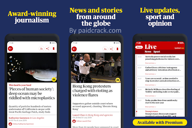 The Guardian Premium Apk 6.44.23 [Latest Subscribed Version]