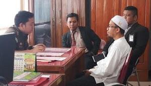 Hina Banser, Pentolan HTI Dijebloskan ke Penjara