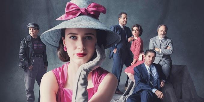 La Maravillosa señora Maisel, tendrá una cuarta temporada.