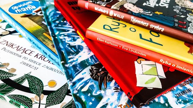 Nowości książkowe dla dzieci, które naprawdę warto poznać
