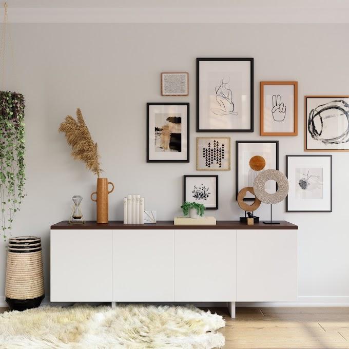 Madia o credenza: cosa è meglio per il tuo soggiorno?