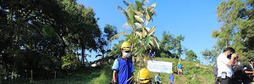 Penanaman Sebukit Pohon Durian di Lapas Kelas IIA Tarakan