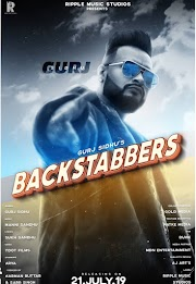 Backstabbers Gurj Sidhu Lyrics