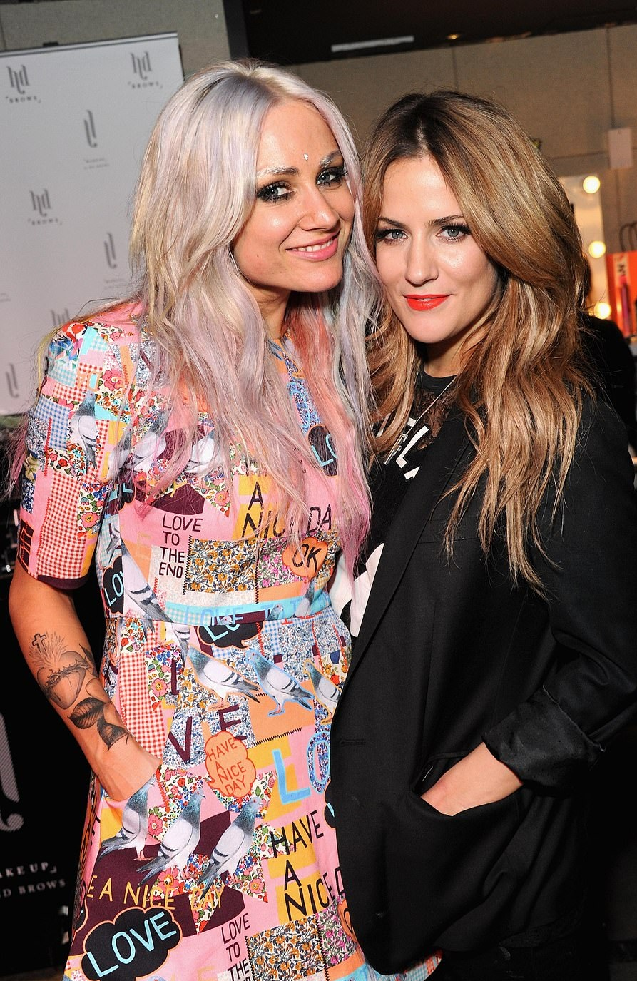 Caroline Flack 'took her life within minutes of her best friend leaving her flat '