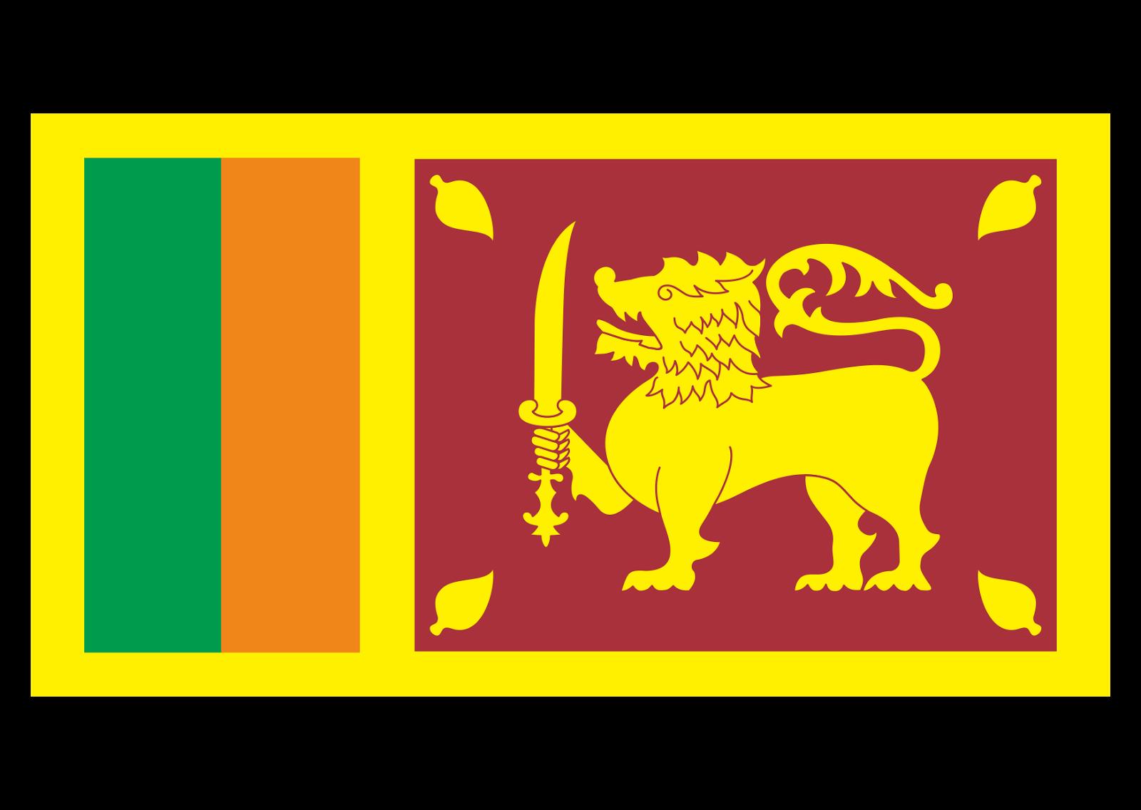 Sri Lanka Flag Logo Vector Format Cdr Ai Eps Svg Pdf Png