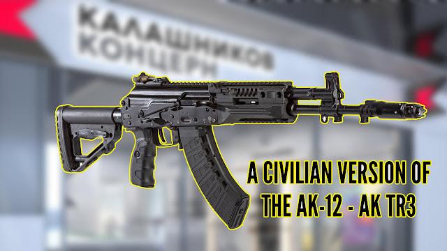 Senapan Serbu AK-12, Kalashnikov, politik,