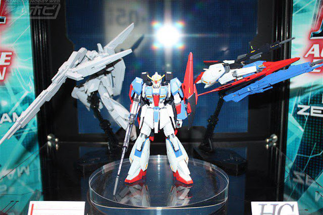HG Accelerate Evolution Introduces 1/144 Zeta Gundam