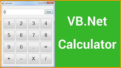 VB.NET Calculator