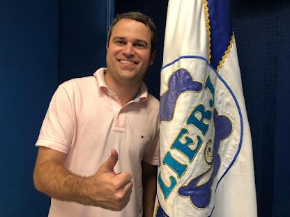 Lierj terá Rodrigo Pacheco como Superintendente de Carnaval