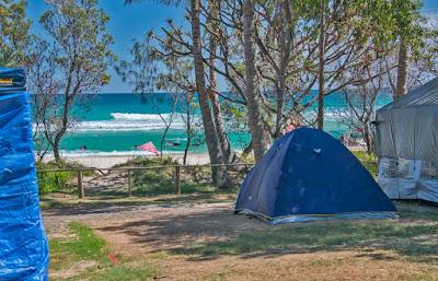 Vacaciones en campings