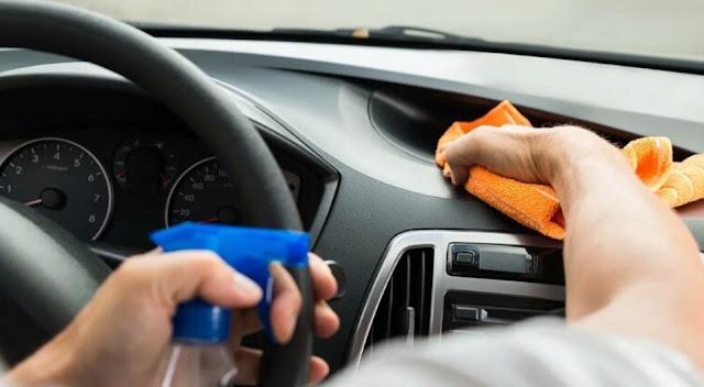 cara perawatan mobil yang ditinggal lama