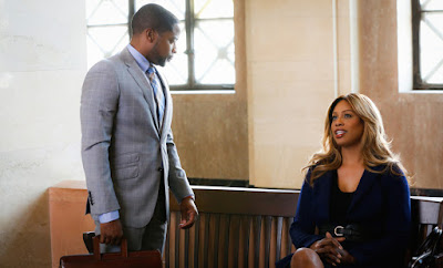 Dule Hill and Laverne Cox in Doubt Series (14)