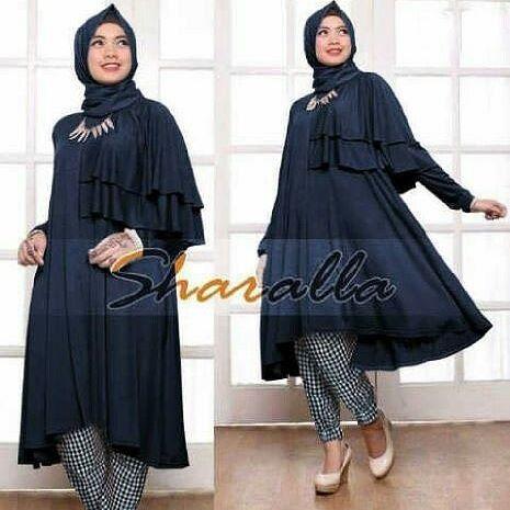 Koleksi Baju Gamis Muslimah