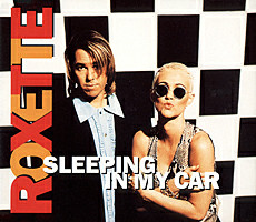 Portada del single Sleeping in My Car de 1994