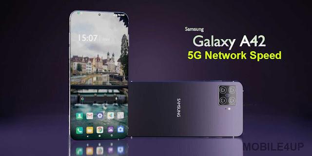 Galaxy A42 5G | تعرف على سعر ومواصفات هاتف Galaxy A42 5G