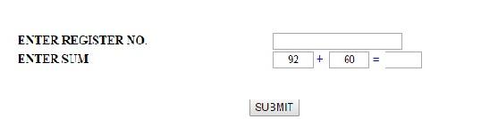calicut university b com result 2017