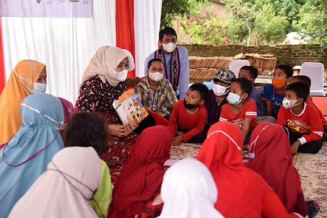 GPMB Bisa Jadi Solusi Atasi  Kendala  Gerakan Literasi di Daerah