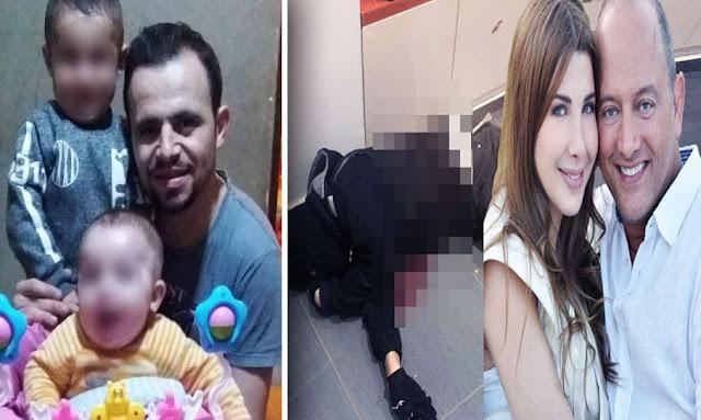 القضاء اللبناني ينصف المغدور السوري محمد الموسى ويتهم فادي الهاشم زوج نانسي عجرم بالقتل العمد