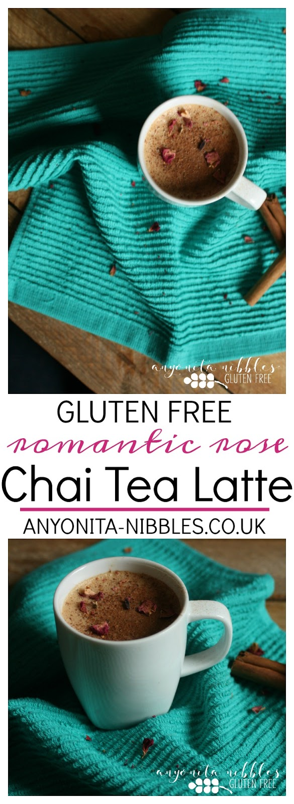 Homemade Chai Tea Latte - the Real Deal from Anyonita-Nibbles.co.uk