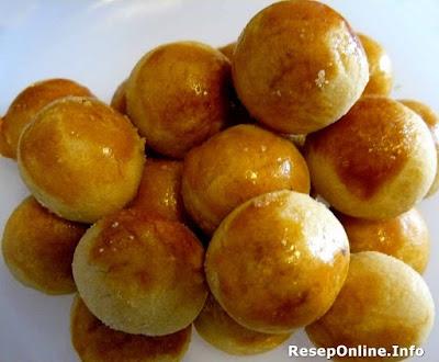 Cara membuat kue nastar nanas gurih