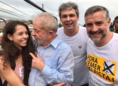 Justiça derruba liminar que impedia a UFRB de conceder ao ex-presidente Lula o título de Doutor Honoris