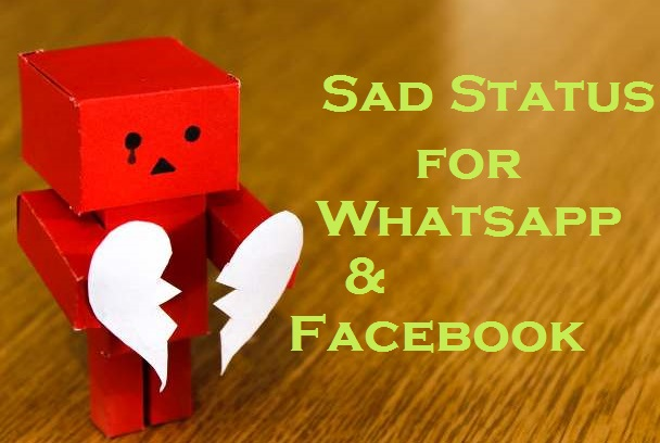 110best Heart Touching Sad Status For Whatsapp And Fb